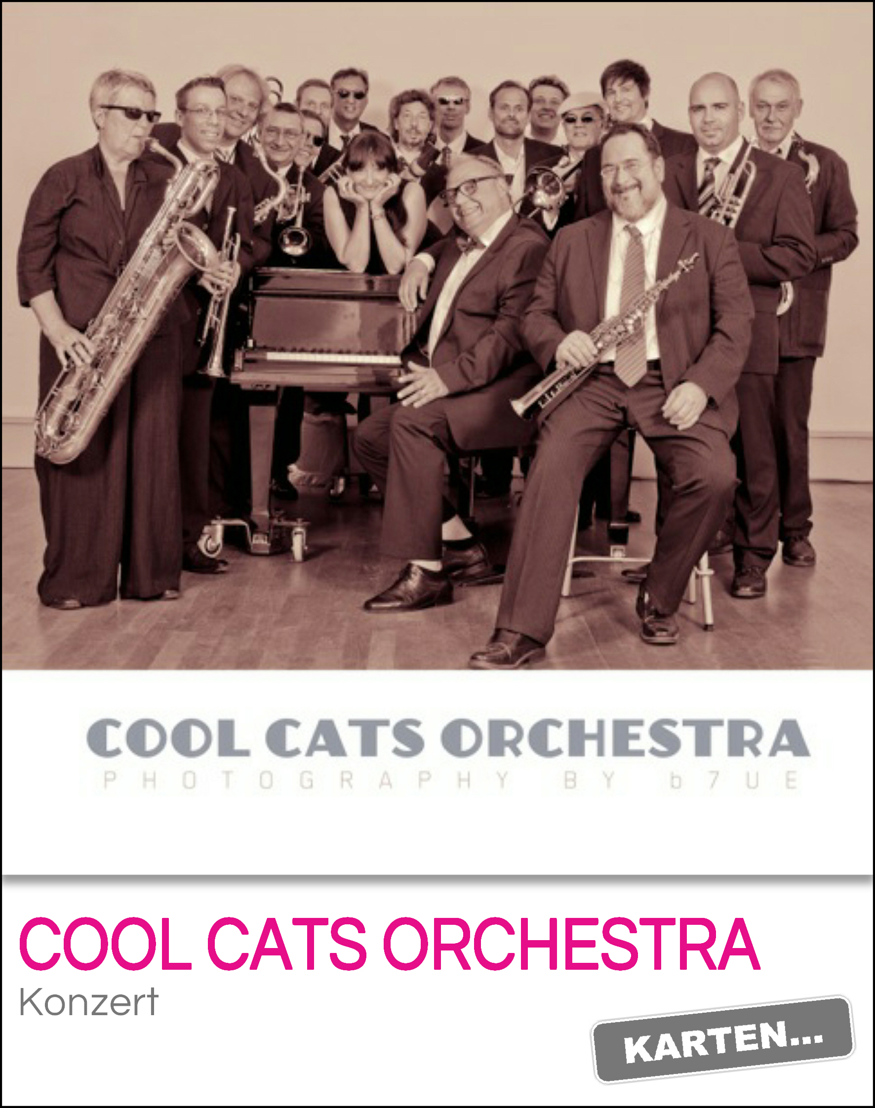 Cool Cats Orchestra